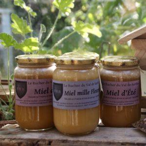 cuisine miel